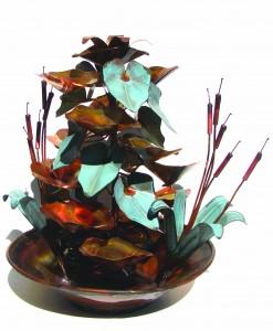 Copper Fountain Rain Tree