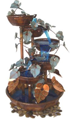 Copper Fountains Waterfall Designs