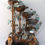 7 Bowl Waterfall Fountain