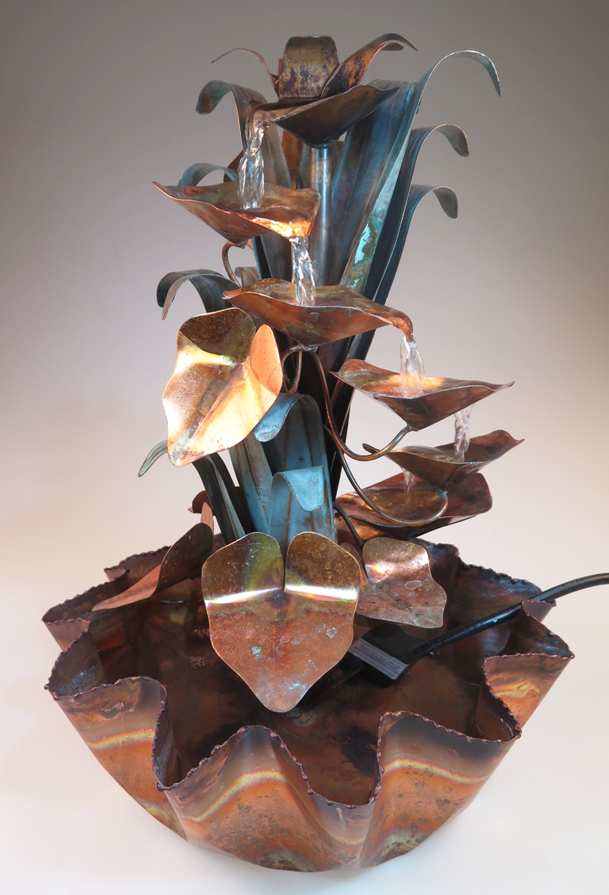 Copper Fountain Raintree